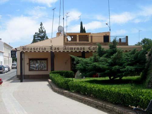 Restaurante Brasería Las Almenas Niebla Huelva 1