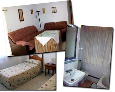 Hostal - Pensión CampoMar en Cartaya Huelva 2