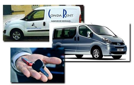 Conda Rent . Alquiler de Vehículos en Huelva