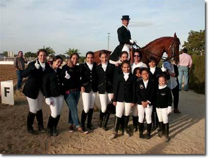 Escuela Hípica en Lepe ( Huelva ) Montar a caballo 5