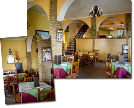 Restaurante Brasería Las Almenas Niebla Huelva 3