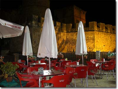 Restaurante Brasería Las Almenas Niebla Huelva 4