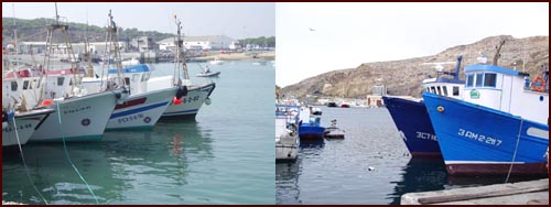 huelva puerto perquero