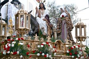Semana Santa de Cartaya 2015