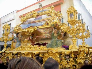 Semana Santa de Isla Cristina 2015