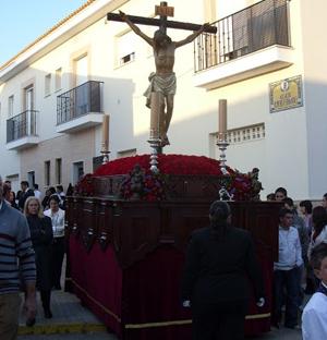 Semana Santa Aljaraque 2015